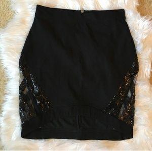 NWOT Tobi miniskirt